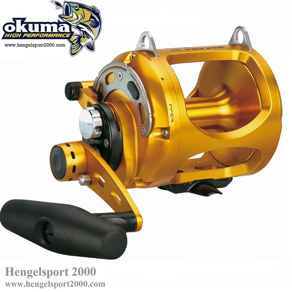 Okuma Makaira Big Game Reel MK-130W 2 speed