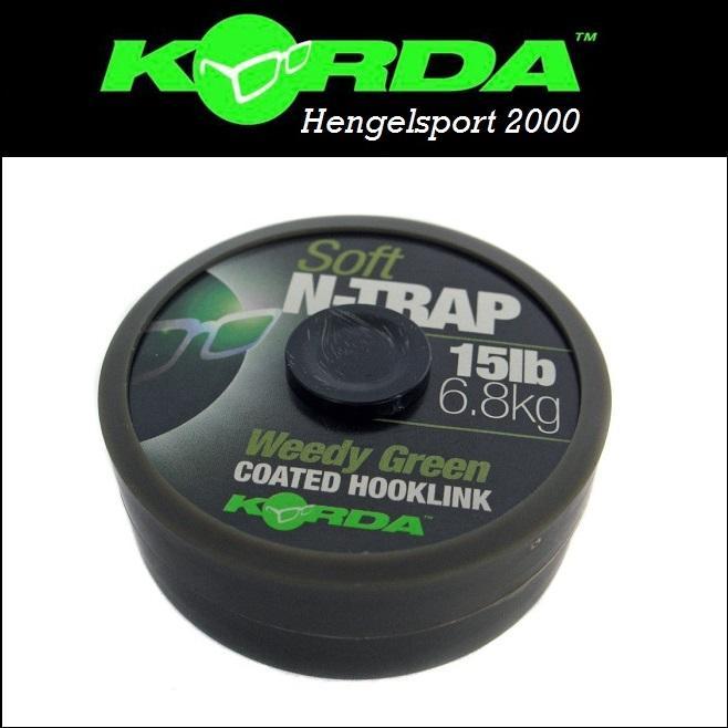 Korda N-Trap Soft Green