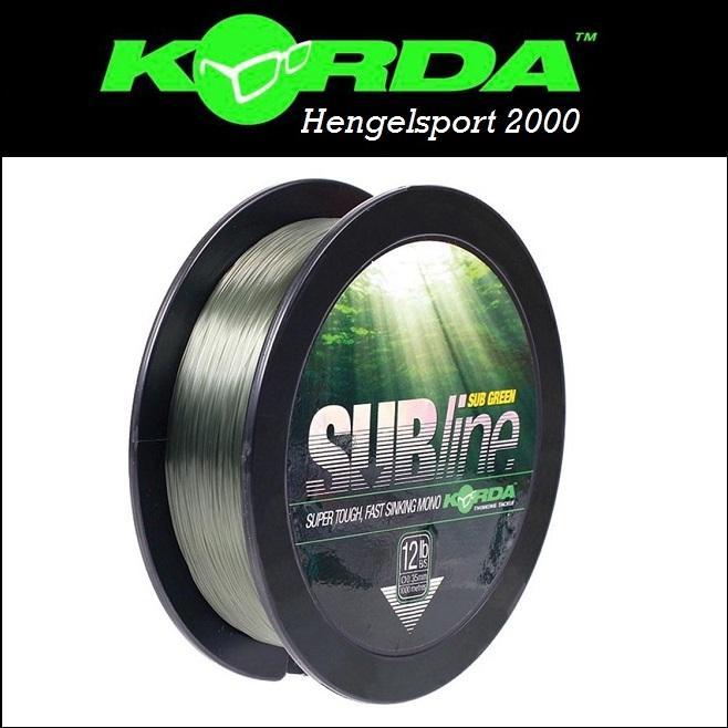 Korda Subline Green