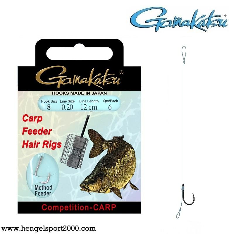 Gamakatsu Carp Feeder Hair Rig