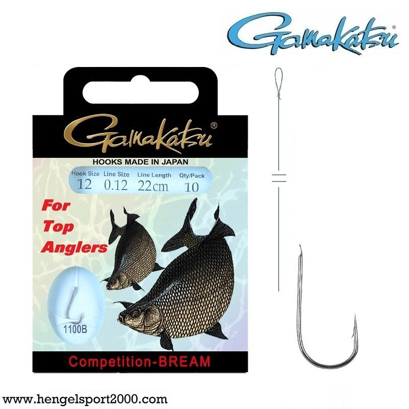 Gamakatsu Competition Bream 1100B