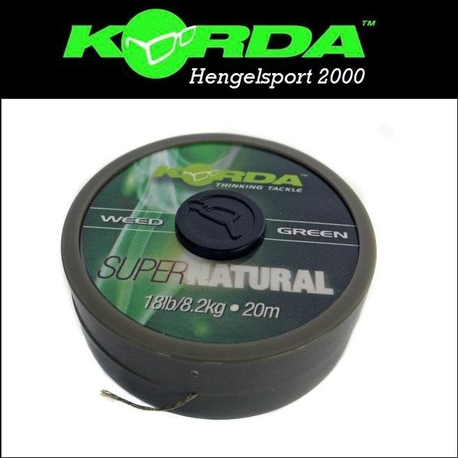 Korda Super Natural Weedy Green