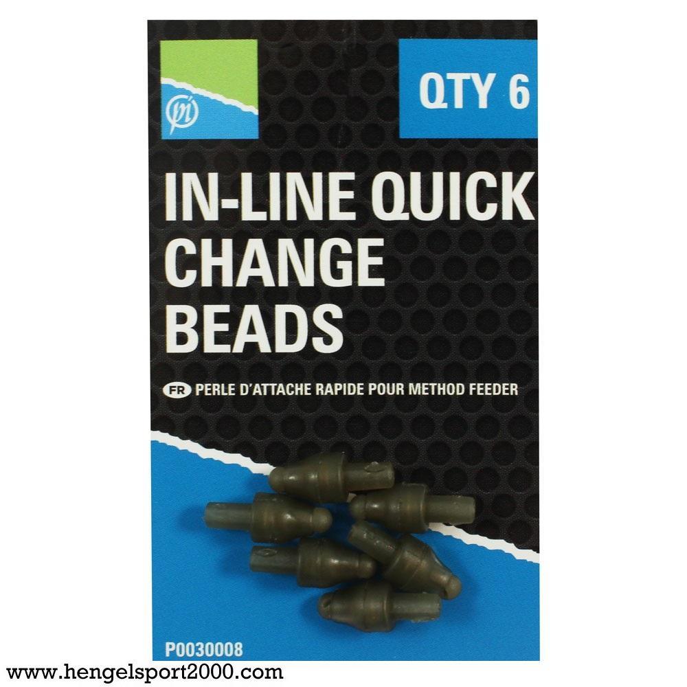 Preston In-Line Quick Change Beads