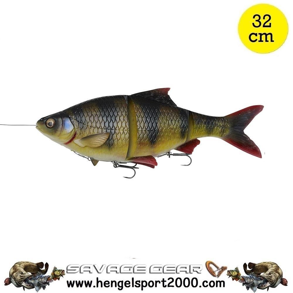 Savage Gear 4D Line Thru Roach 32 cm | Roach