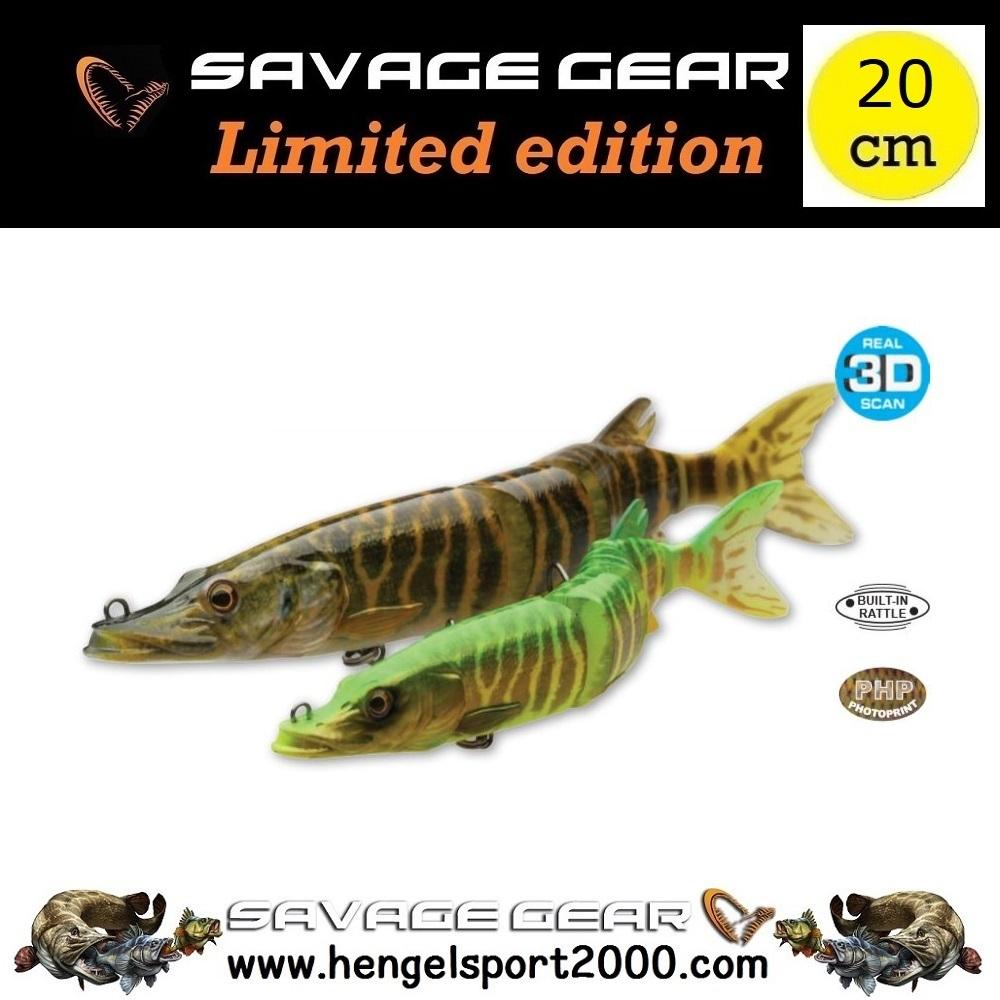 Savage Gear 3D Hard Pike 20 cm