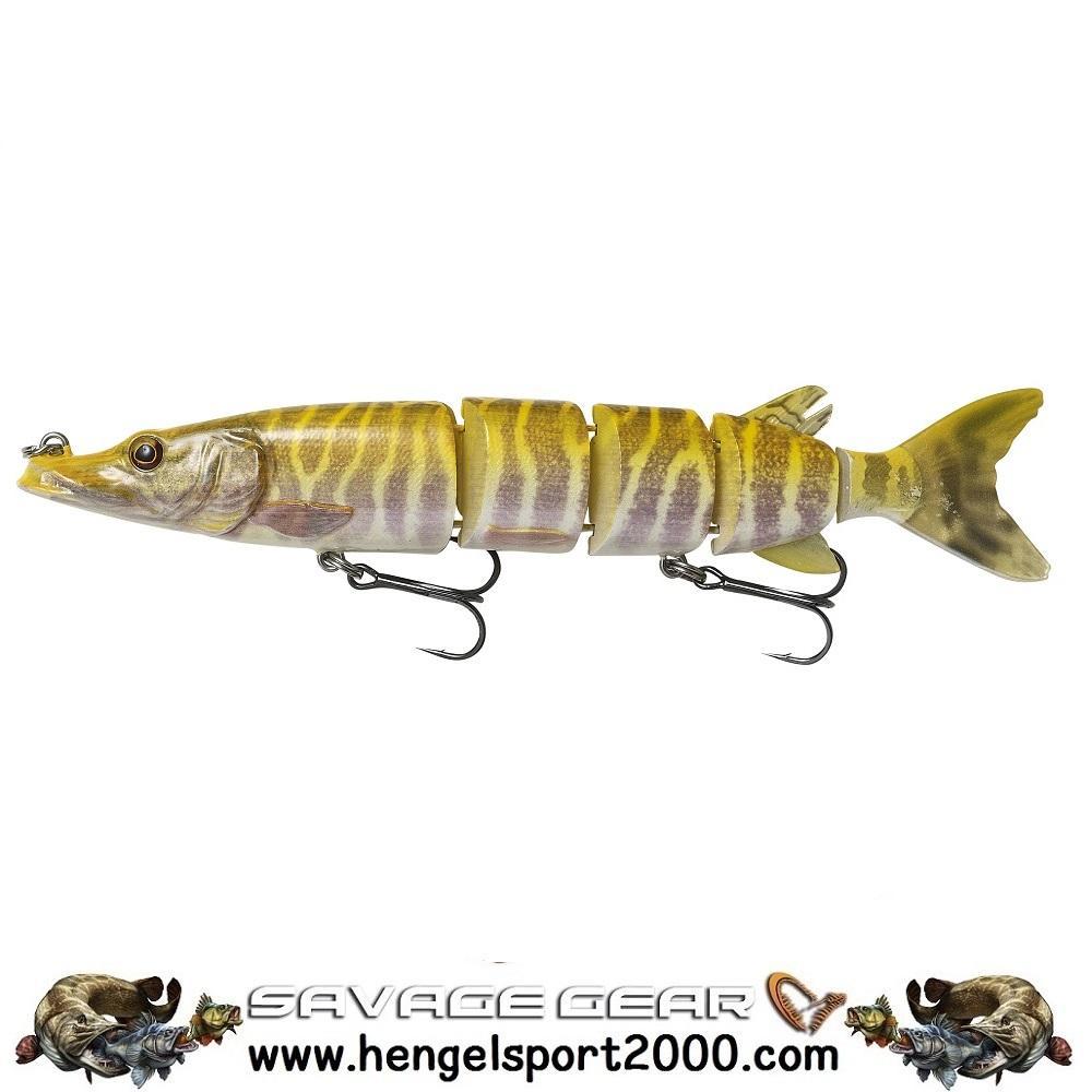 Savage Gear 3D Hard Pike 26 cm | Striped Pike
