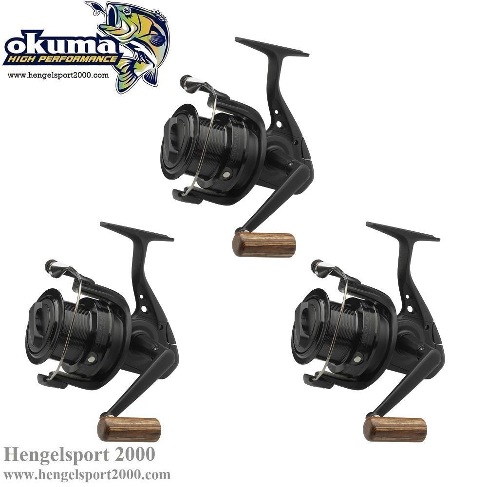 Okuma Custom Black CB-80 (3 stuks)