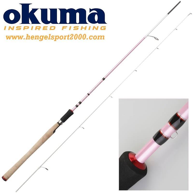 Okuma Pink Pearl V2 249 cm 10 - 32 gram