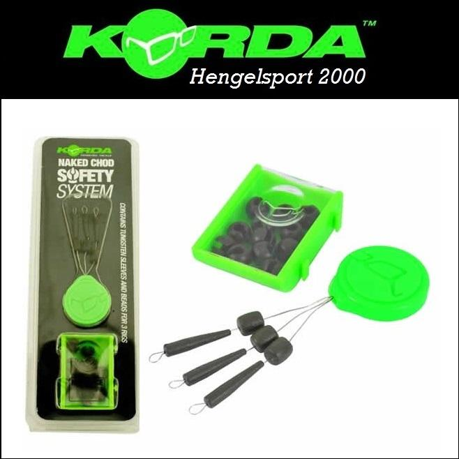 Korda Naked Chod Safety System
