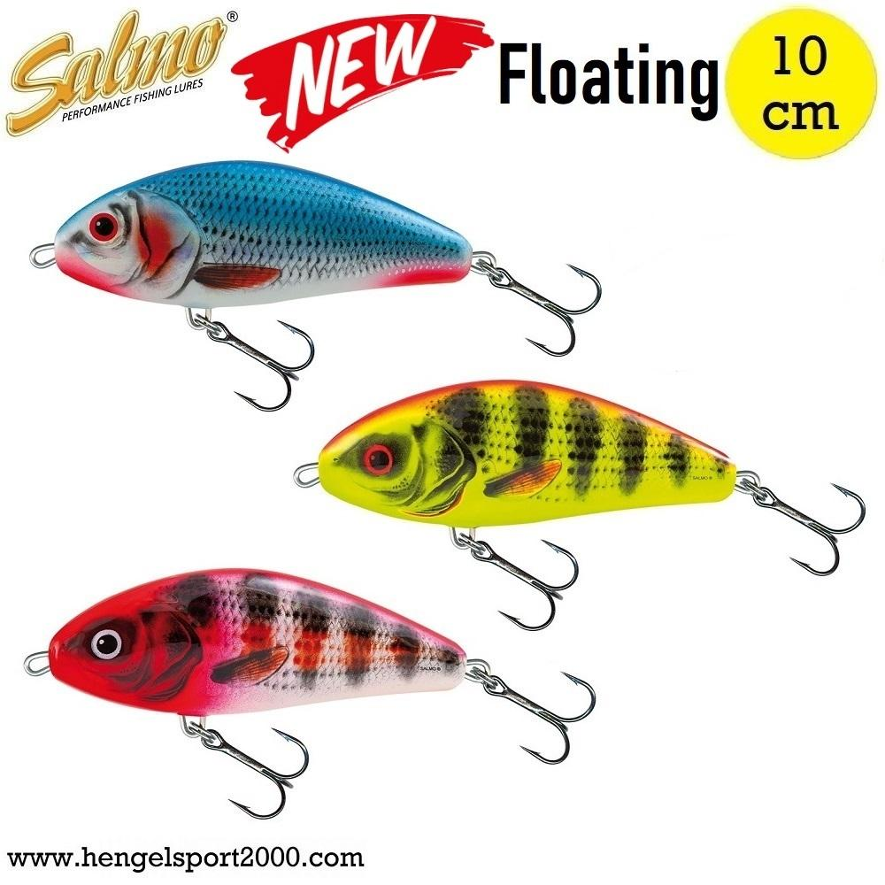 Salmo Fatso Floating 10 cm