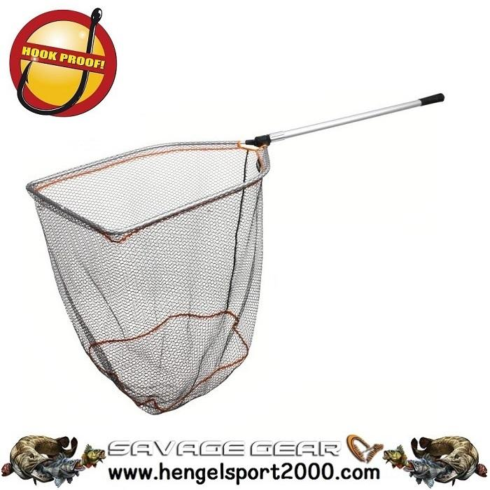 Savage Gear Rubber Landings Net L