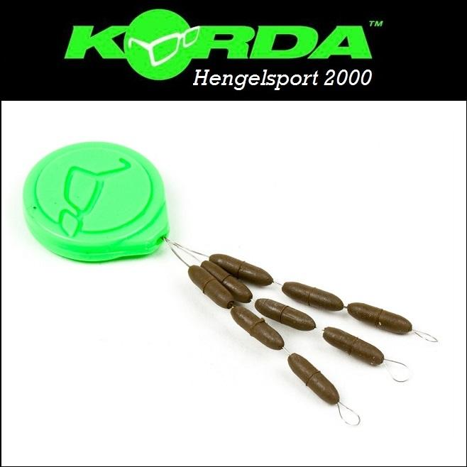 Korda Dark Matter Sinkers Medium