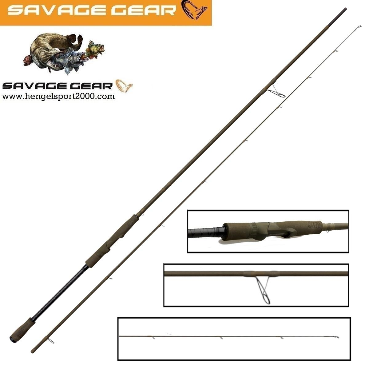 Savage Gear SG4 Power Game Rod 259 cm 80 - 150 gram