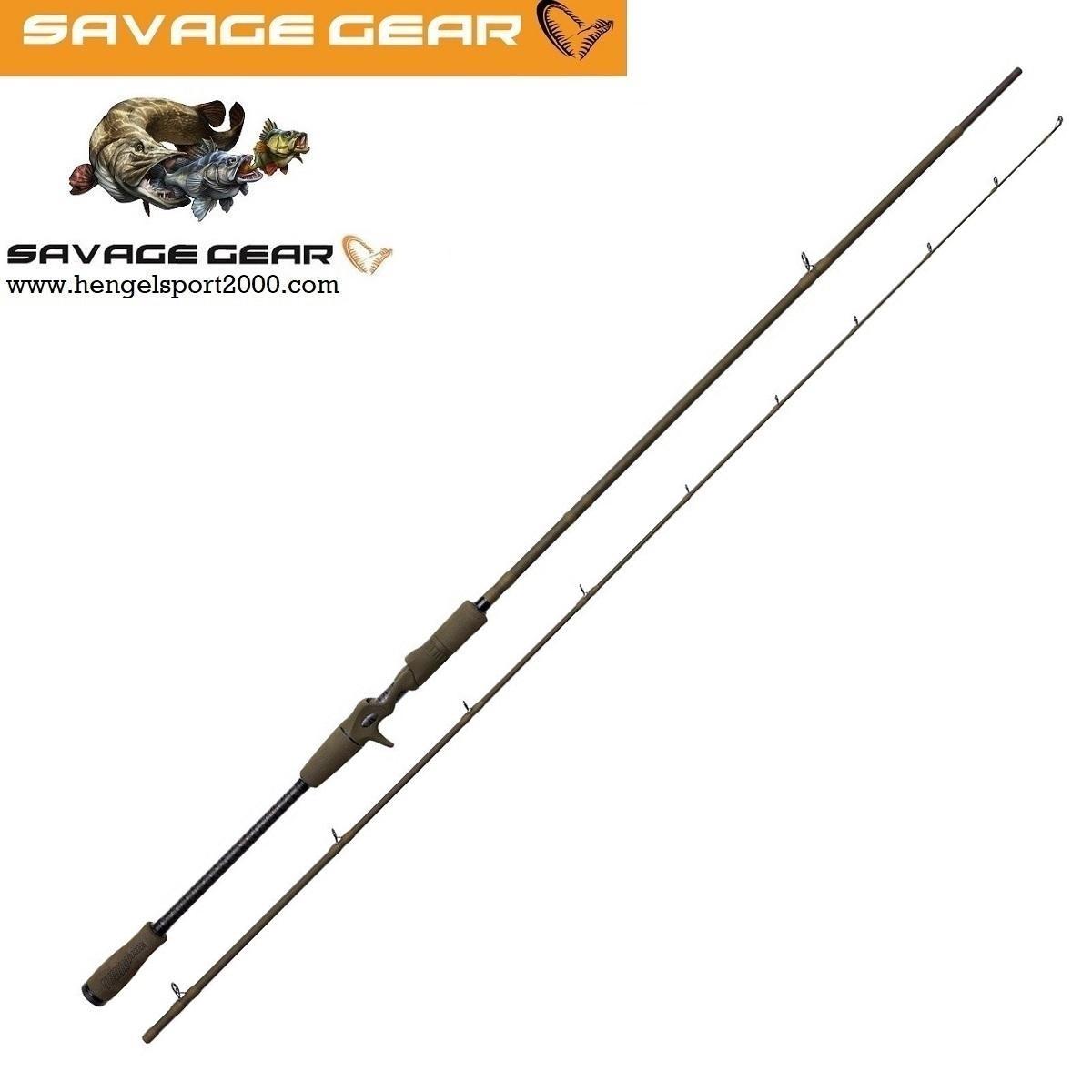 Savage Gear SG4 Power Game Trigger 259 cm 80 - 130 gram