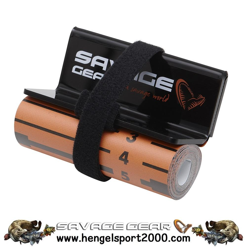 Savage Gear Measure Up Roll 130 cm x 8 cm