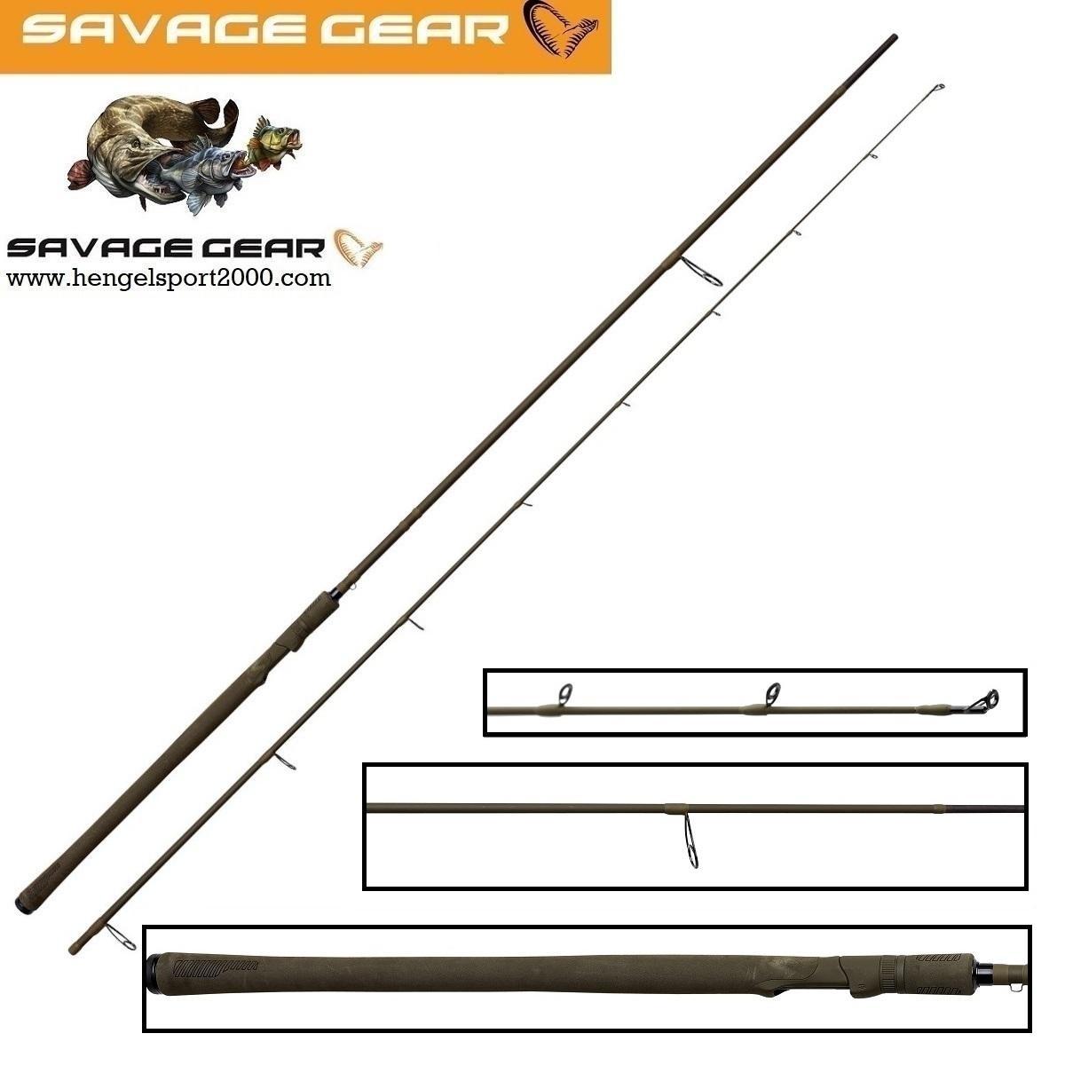 Savage Gear SG4 Short Game 274 cm 7 - 23 gram
