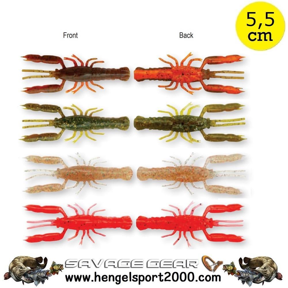 Savage Gear 3D Crayfish Rattling 5,5cm