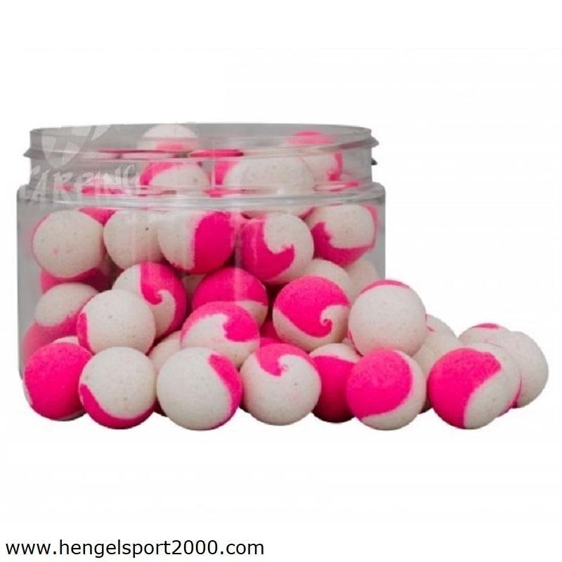 Fluoro Lite 2-Tone Pop Up White-Pink 14mm