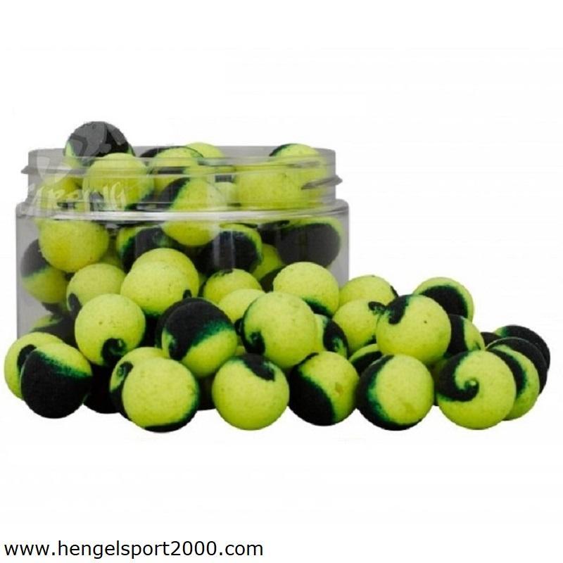 Fluoro Lite 2-Tone Pop Up Yellow-Black 14mm