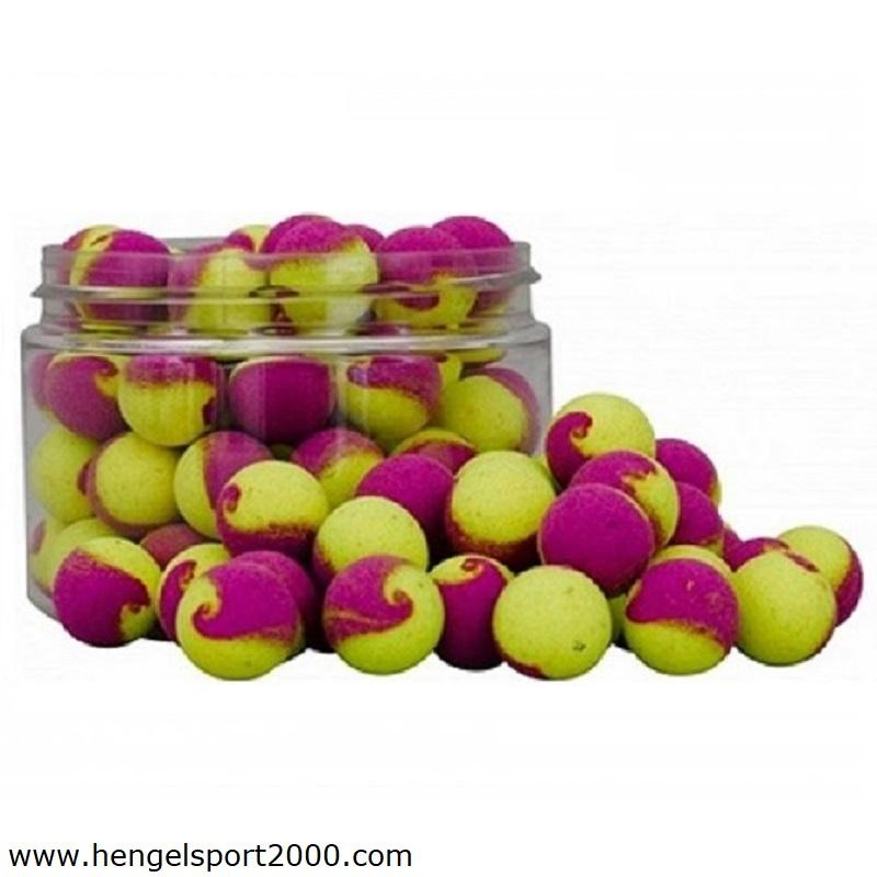 Fluoro Lite 2-Tone Pop Up Yellow-Purple 14mm