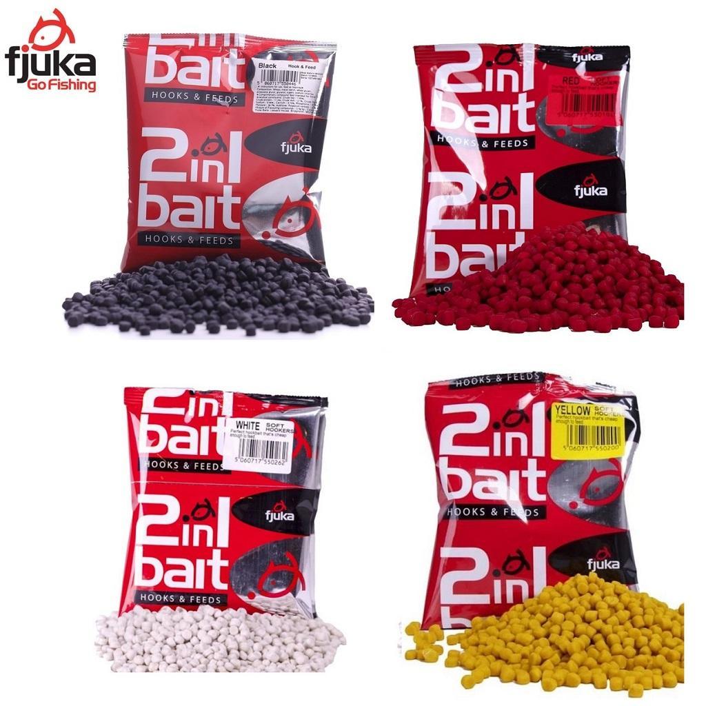 Fjuka 2in 1 Hook & Feed Pellets 5mm