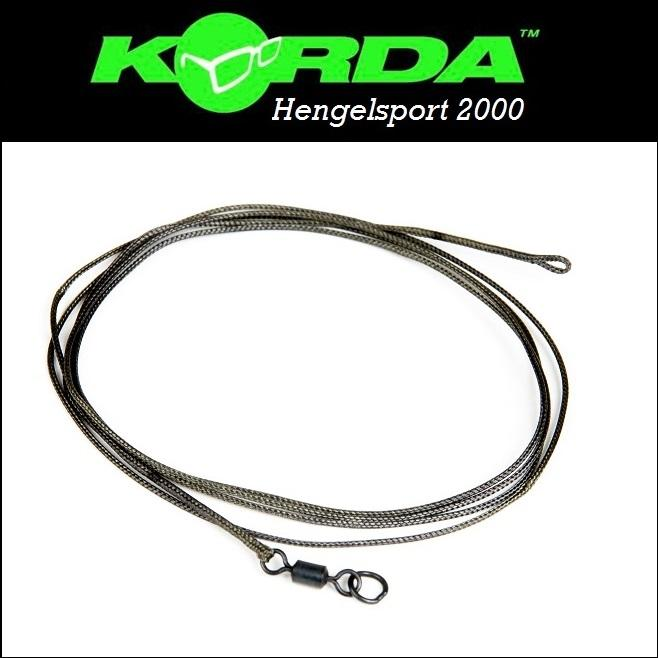 Korda Leadcore Leaders Ring Swivel