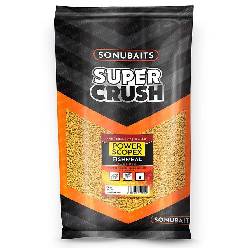 Sonubaits Super Crush Power Scopex