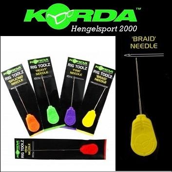 Korda Braided Hair Needle