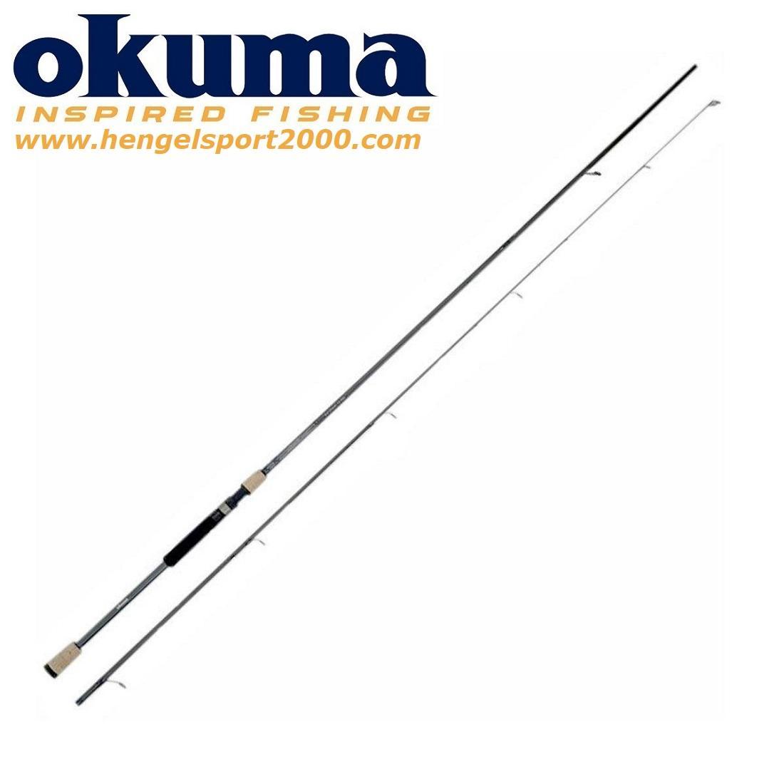 Okuma Azaki Spin 228cm 8 - 25 gram