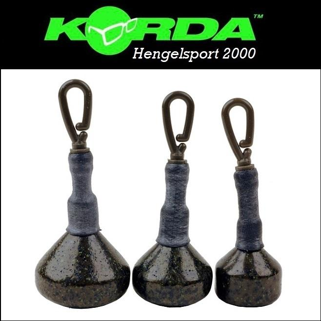 Korda Intelligent Back Leads