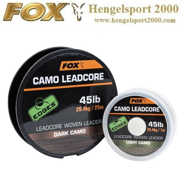 Fox Camo Leadcore 7 meter