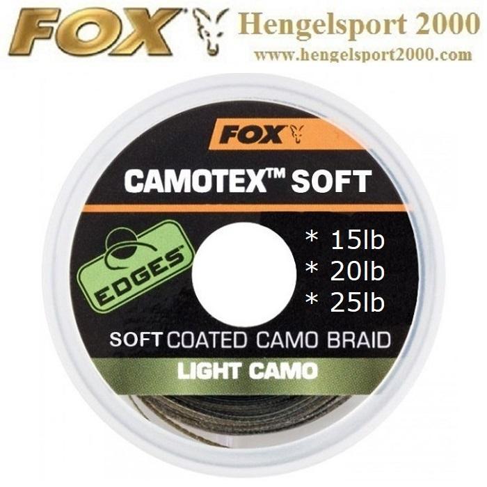 Fox Camotex Soft Light Camo