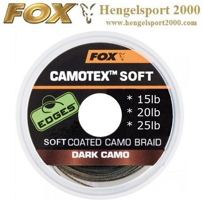 Fox Camotex Soft Dark Camo