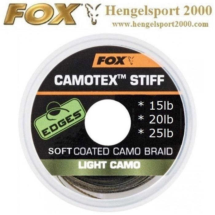 Fox Camotex Stiff Light Camo