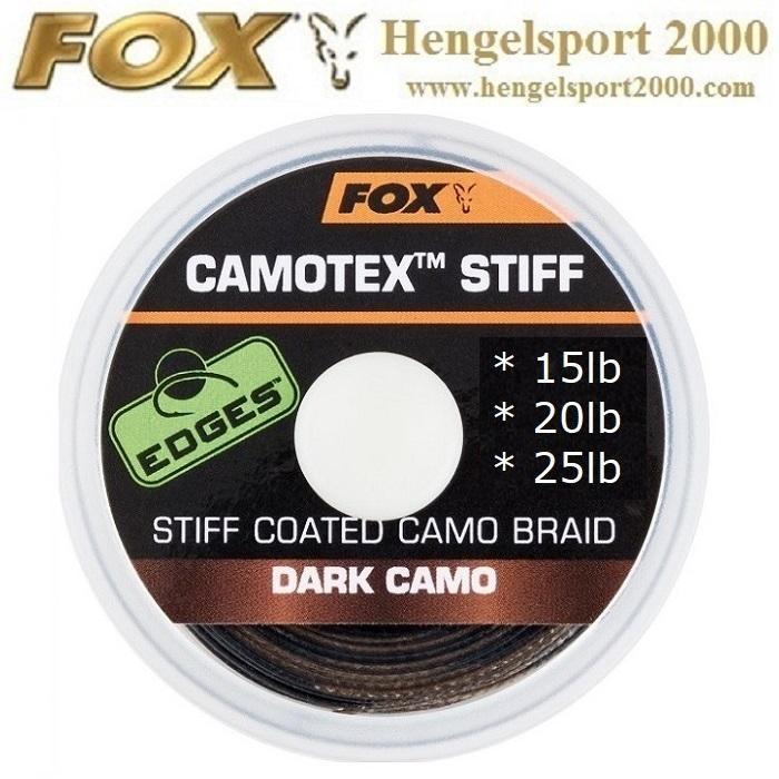 Fox Camotex Stiff Dark Camo