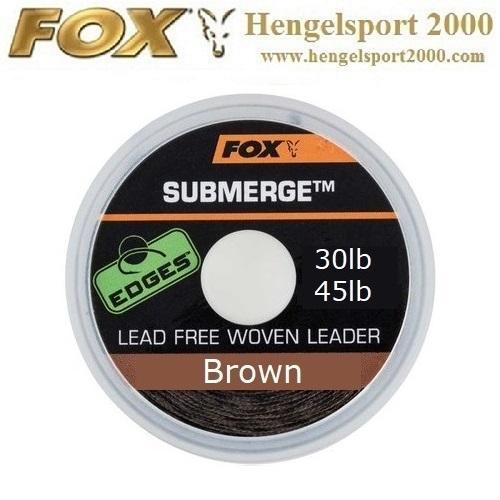 Fox Submerge Brown