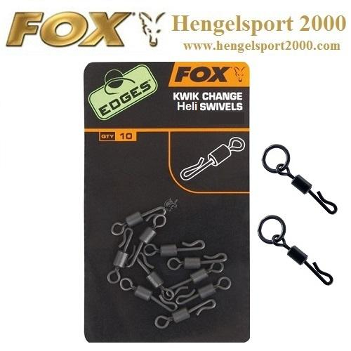 Fox Kwik Change Heli Swivels