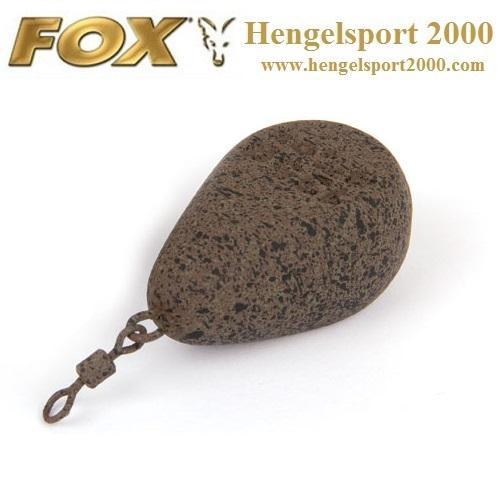 Fox Flat Pear Swivel Lead