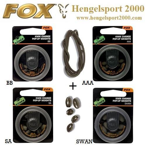 Fox Kwik Change Pop Up Weights