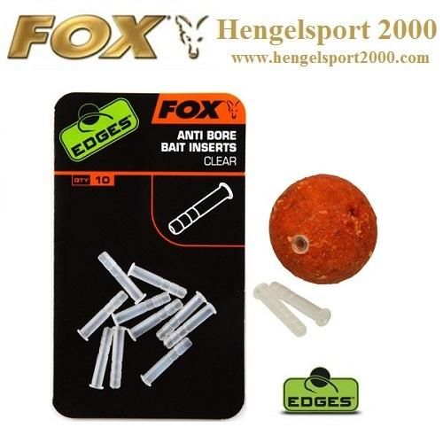 Fox Anti Bore Bait Inserts