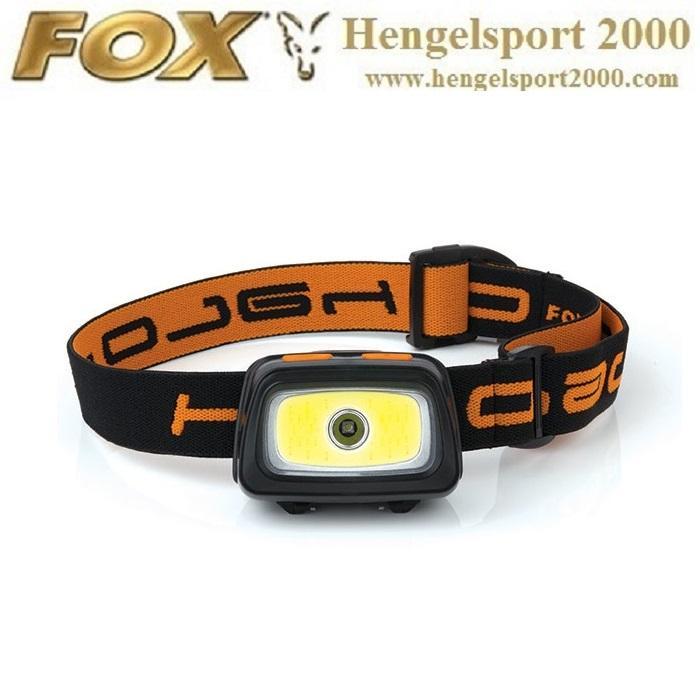 Fox Halo Multi Colour Head Torch