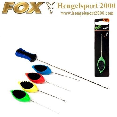 Fox Fine Needle Green