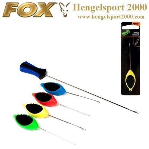 Fox Gated Needle Yellow
