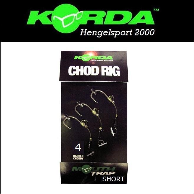 Korda Chod Rigs Short