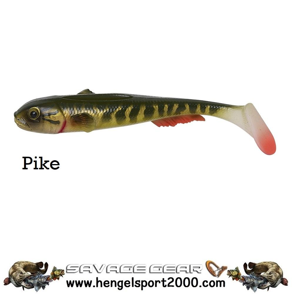 Savage Gear 3D Goby Shad 20 cm | Spotted Bullhead