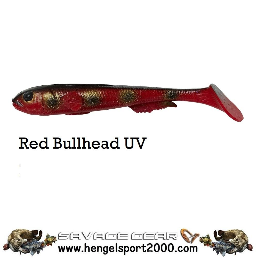 Savage Gear 3D Goby Shad 23 cm | Spotted Bullhead