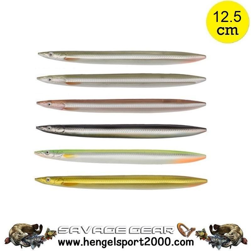 Savage Gear 3D Line Thru Sandeel 12.5 cm