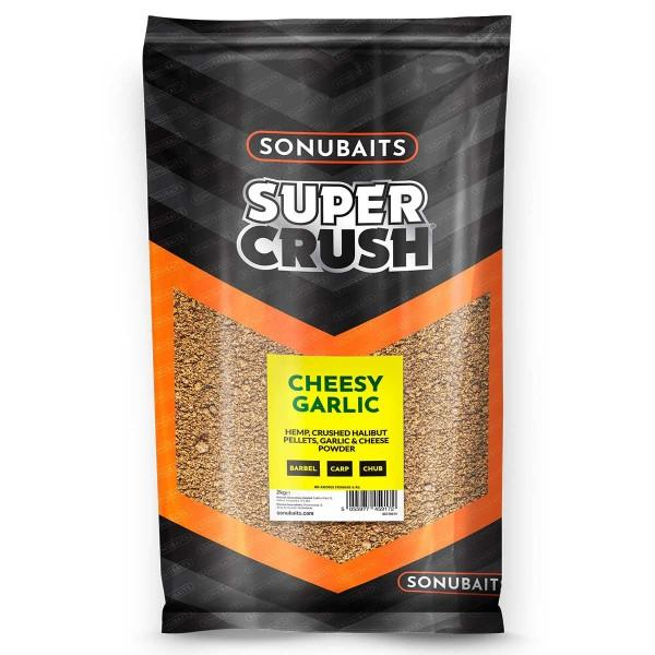 Sonubaits Super Crush Cheesy Garlic