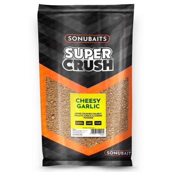 Sonubaits Super Crush Cheesy Garlic