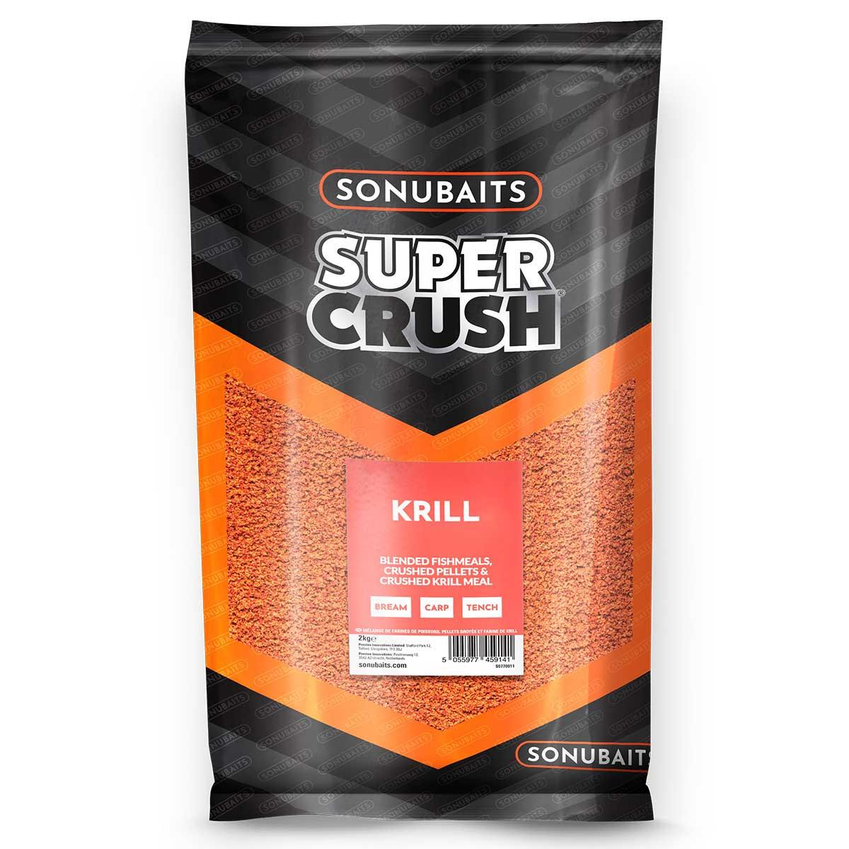 Sonubaits Super Crush Krill